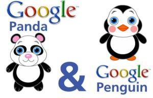Algoritmo Google Panda e Penguin per Ottimizzare i siti sui motori di ricerca